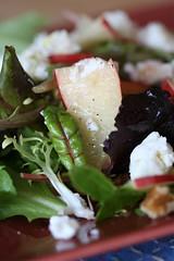 random spring salad