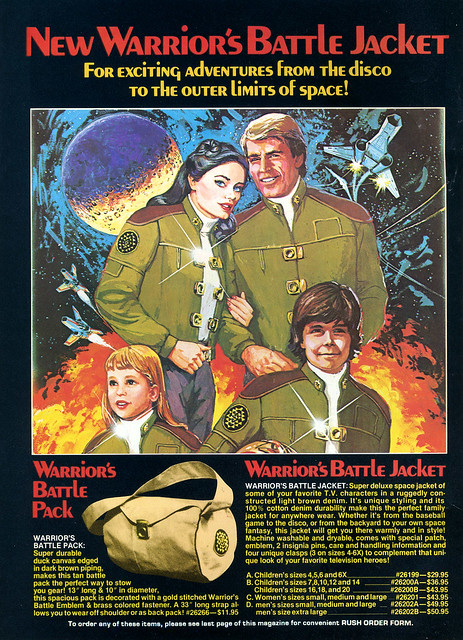 Battlestar Galactica Battle Jacket