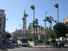 Mosque of Abu Abbas al-Mursi