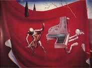 Salvador Dal�. Tempestad Musical  (Orquesta Roja), 1957.