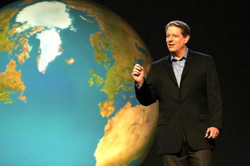 Al Gore. Premi Nobel de la Pau