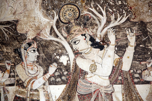 Love story of Radha and Krishna (Lakshmi and N...