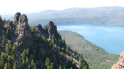 View from Paulina Peak 1