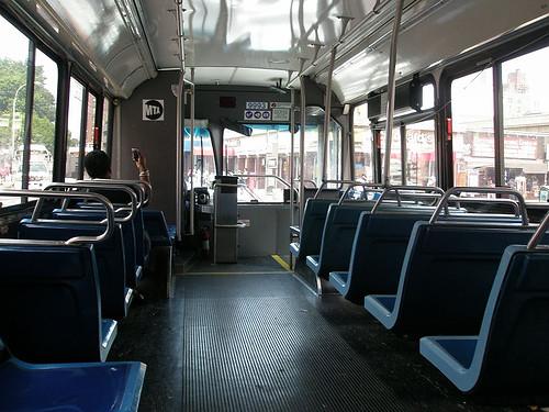 Cómo viajar en autobús en Nueva York