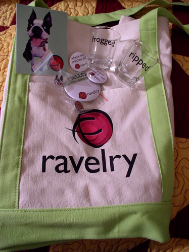 Ravelry Swag