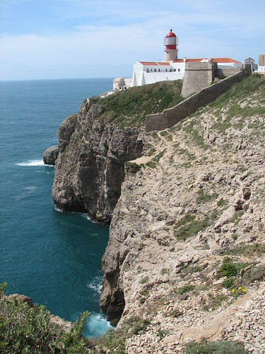 Lighthouse of Cape St. Vincent