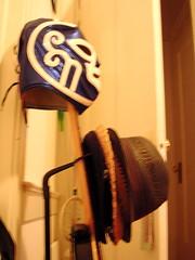 His Hat Rack