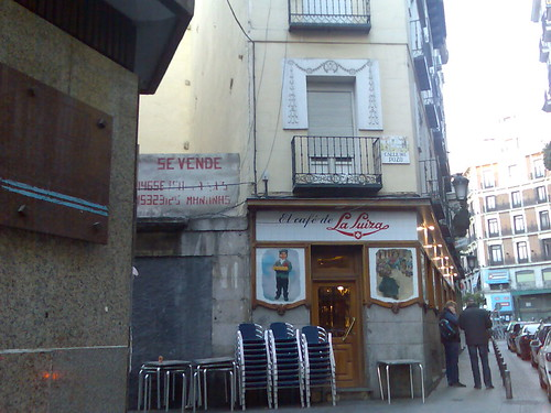 Cafe La Suiza