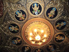 Ceiling Painting - Dhasavatharam