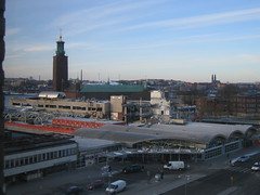 Stockholm in the morning