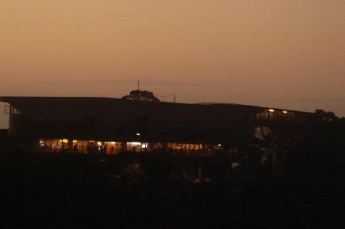 夕陽下的貓空站1-4