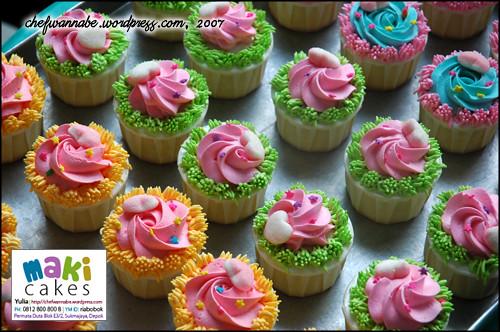 Cupcakes Ultah Sophie