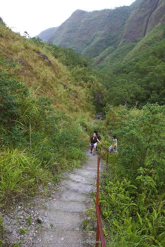 Mt. Pinatubo Hike 12.09