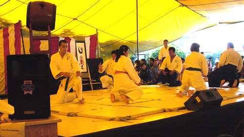 Akimatsuri - Demostración de Aikido