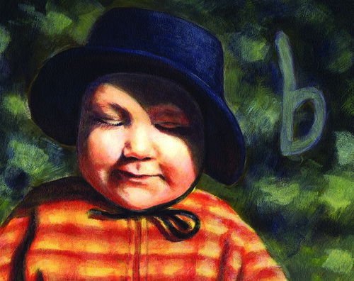 B is for Baby.
