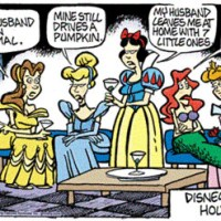 Reality Check courtesy of Disney Princesses