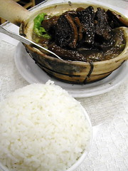Braised Beef Claypot