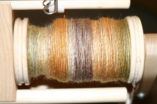 Harvest merino/bamboo from Spunky Eclectic - singles