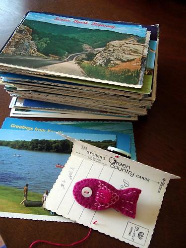 packaging up the little swimmer by lilfishstudios.