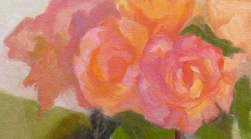 Roses detail