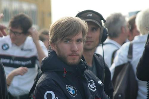 Nick Heidfeld F1