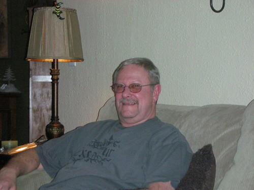 my dad - isnt he handsome