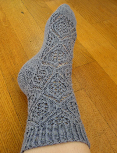 Ironwork sock