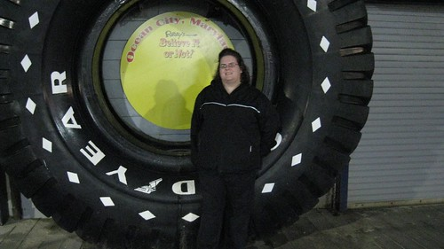 Me and the tire