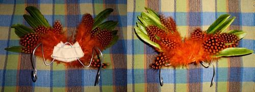 Kahel's wings