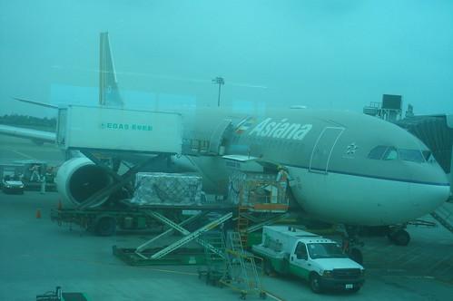 0624_準備搭韓亞飛機到首爾轉機至西雅圖1