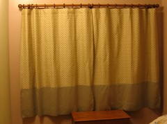Curtains I Sewed