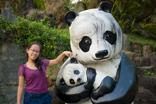 Cathy and Pandas