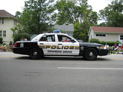 Police Car - Downers Grove