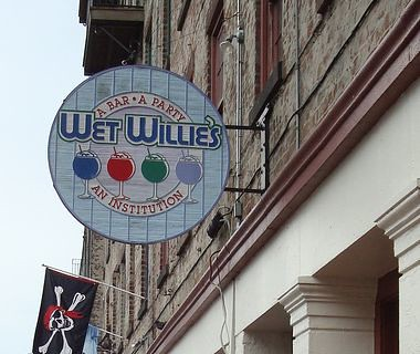 Wet Willie's