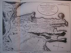 Baudin's map of Sydney, 1802