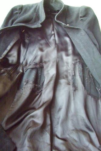 coat - inside