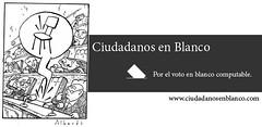Ciudadanos en Blanco