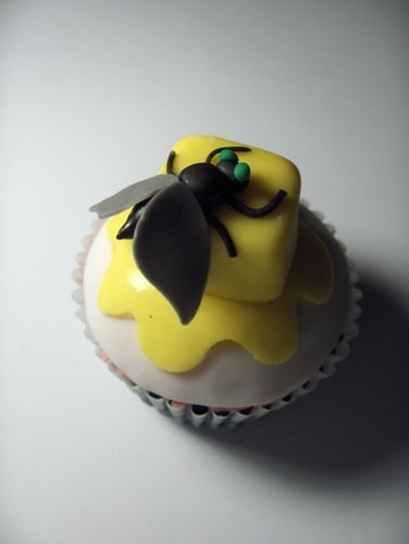 Butterfly Cupcake...