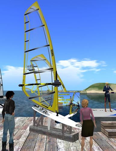 RSX Windsurfer