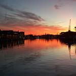 romantischer Hafen