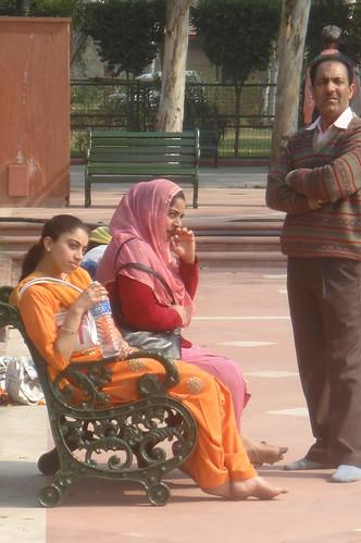 Raj Ghat甘地紀念碑1-21