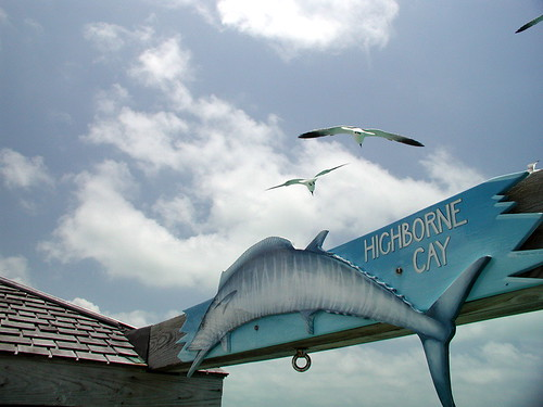 Highborne Cay