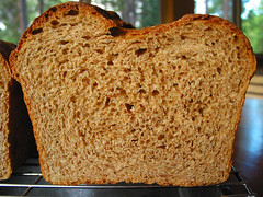 pure Whole Wheat Bread