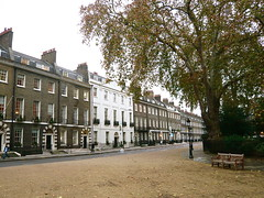 Bedford Square WC!, London England