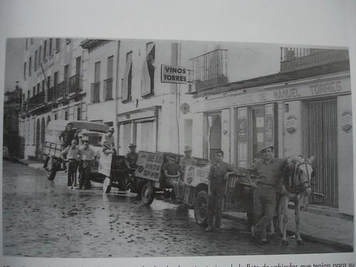 Calle Carmen Calzado en 1963