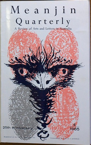 cover of Meanjin Literary Magazine 1965