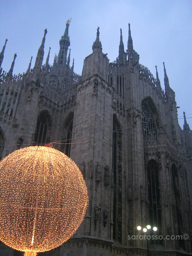 Milan during the Holidays (2006)