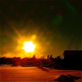 Sun Rays Dancing…!!!