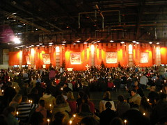 Common Prayer at Geneva Taize Event