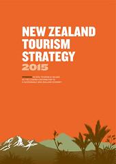New Zealand Tourism Strategy 2015